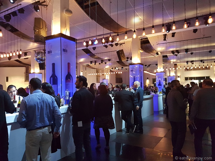 """Tasting World"" the Israeli Kosher Wine Exhibition of Zur Wines"