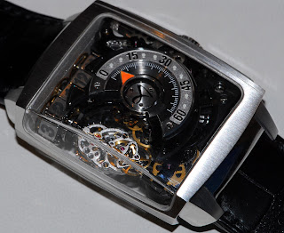 Photo montre Hautlence HL 2.0