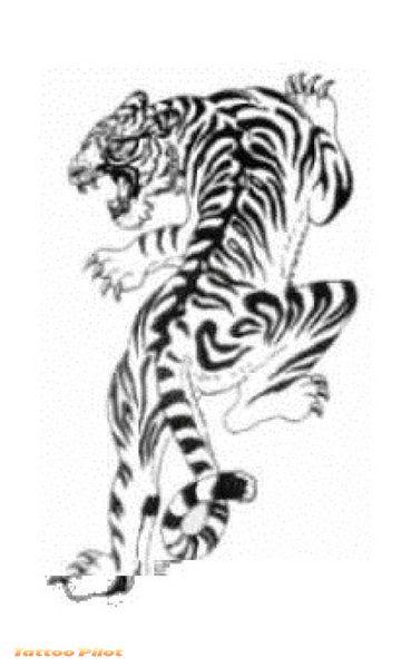 Hair Wallpapper Tigers Tattoo