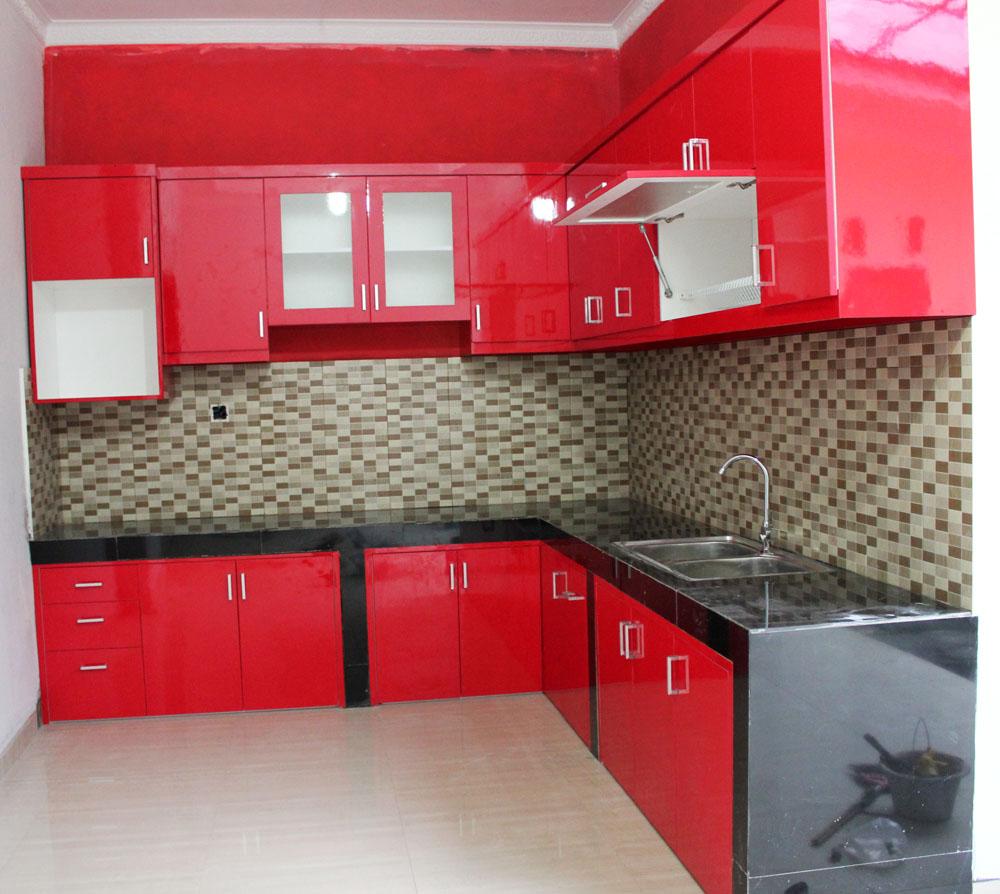 Warna Keramik Lantai Untuk Dapur Desain Rumah Minimalis