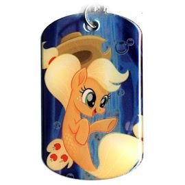MLP Applejack My Little Pony the Movie Dog Tag