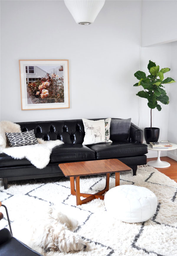 Cup Half Full Creating A Stylish Living Space In A Studio