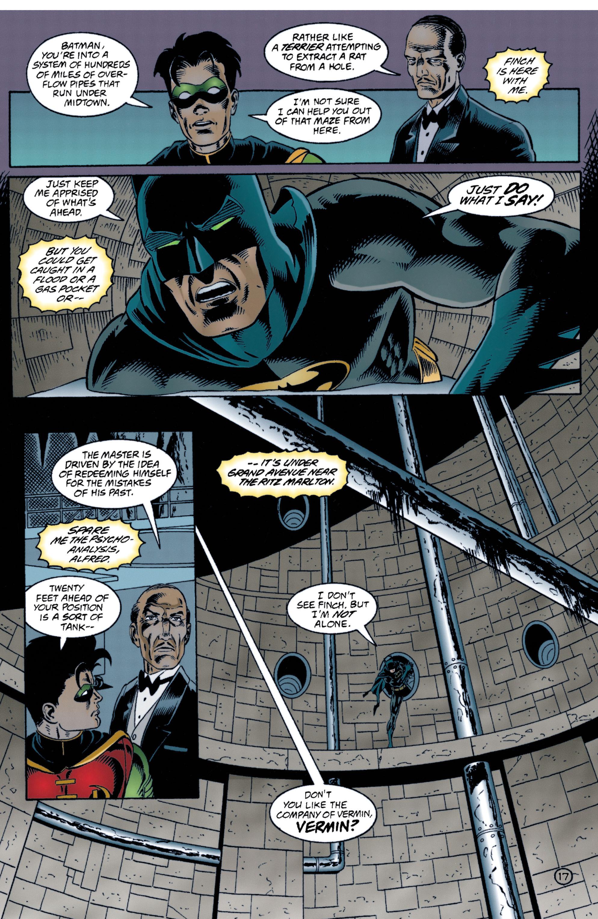Detective Comics (1937) 713 Page 17