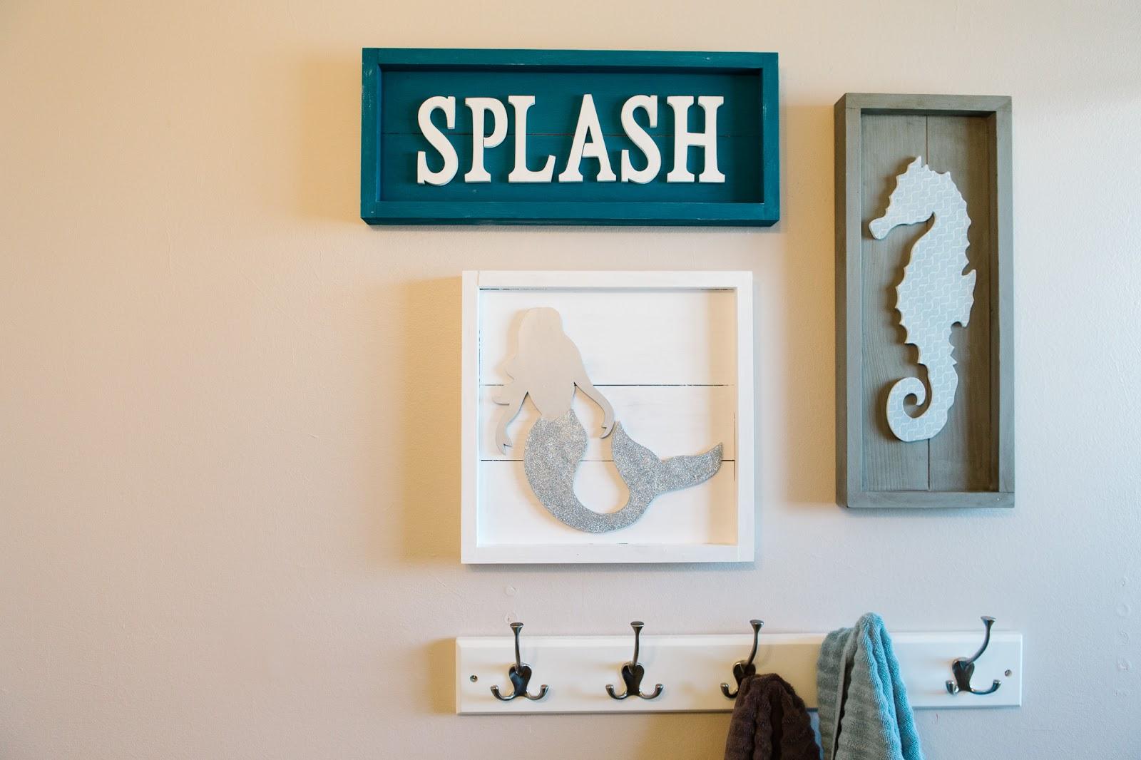 Nautical Bathroom Decor - [peenmedia.com]