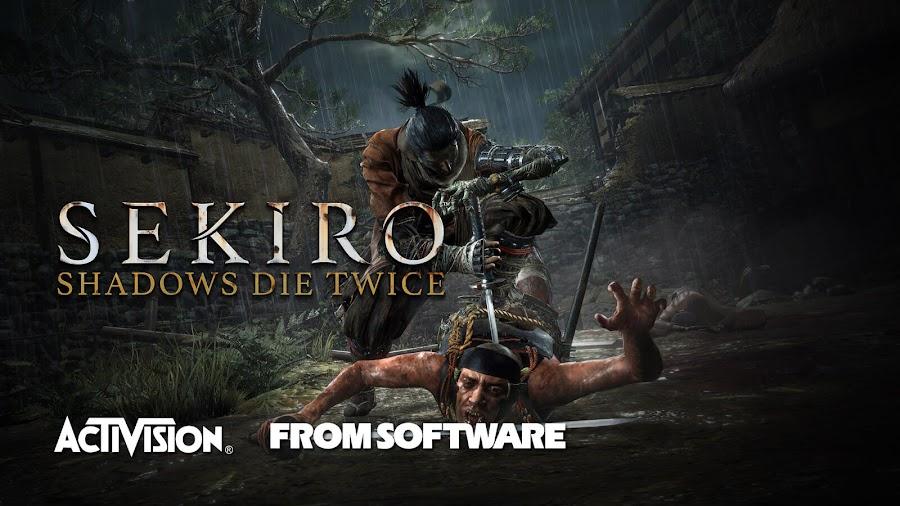 sekiro shadows die twice gameplay trailer