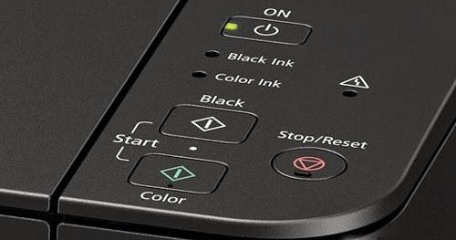 Resetear Los Niveles De Tinta En Impresoras Canon Pixma