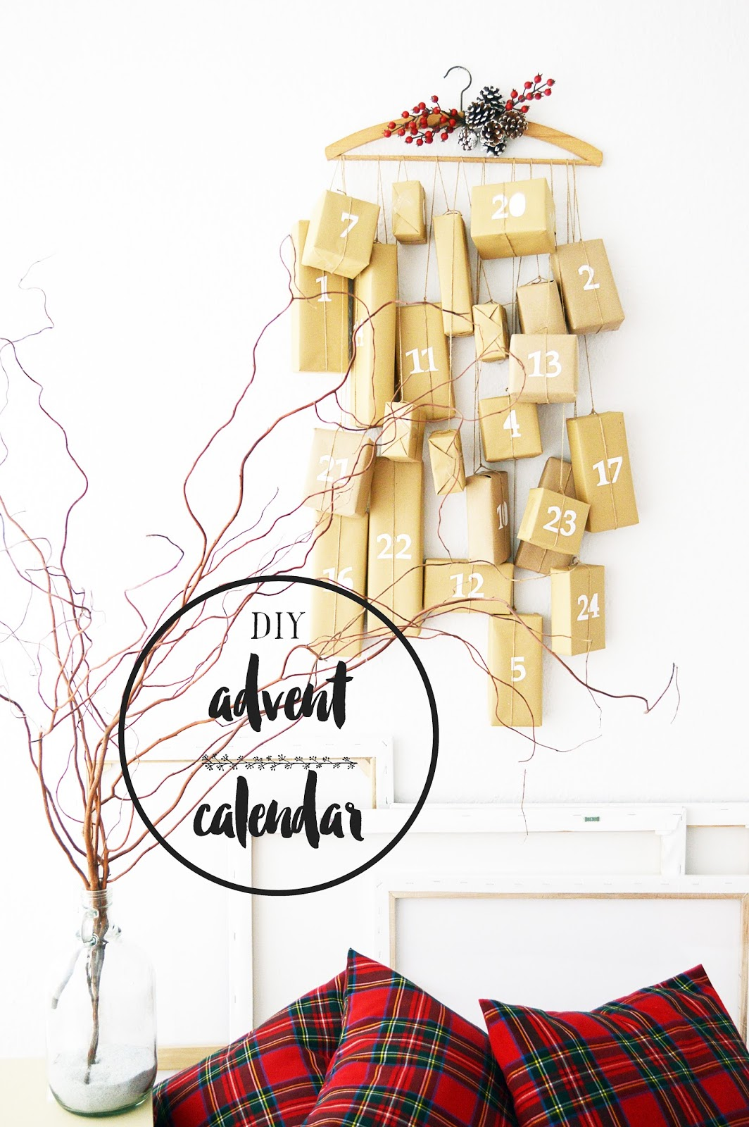 DIY Advent Calendar | Motte's Blog