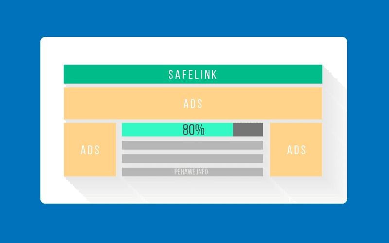 Cara Membuat Safelink di Blogger