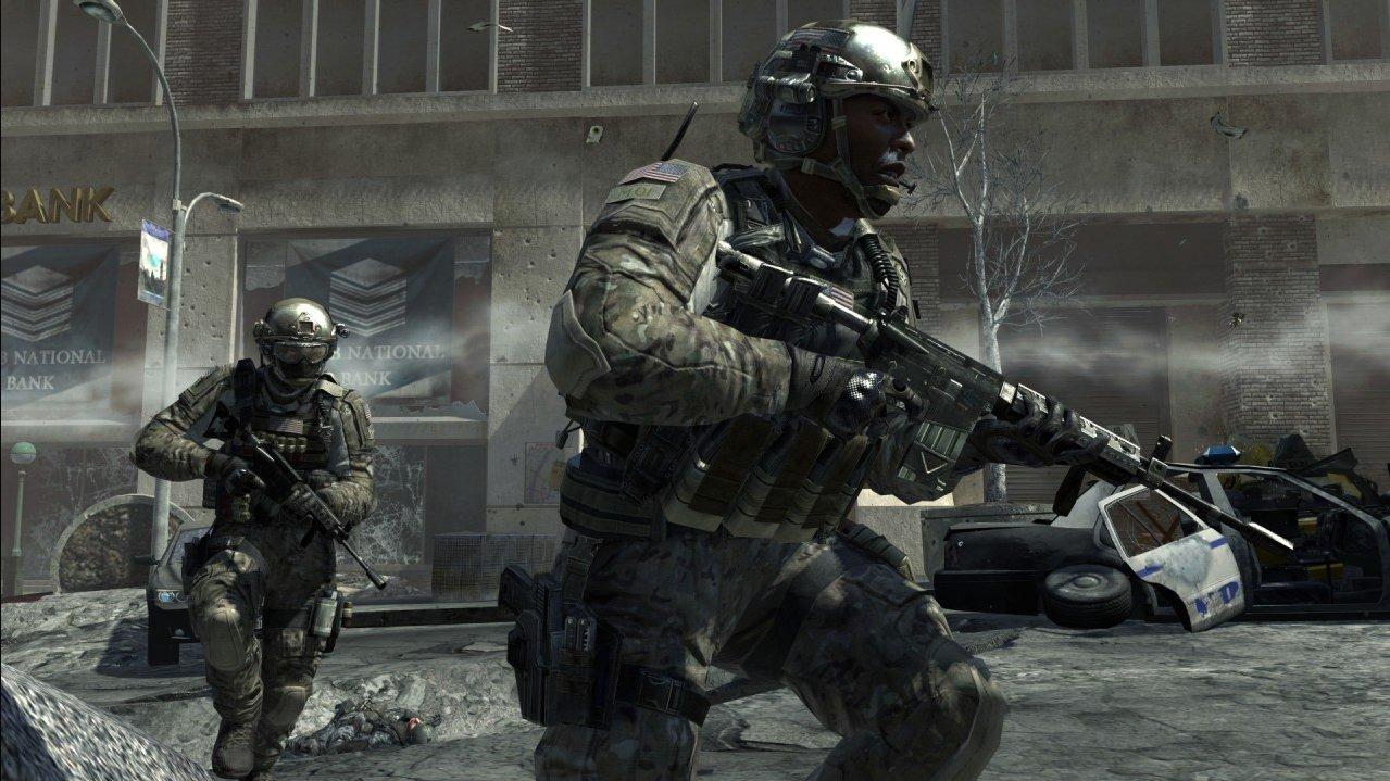 Modern Warfare 3 Vs Battlefield 3 | Game Addict
