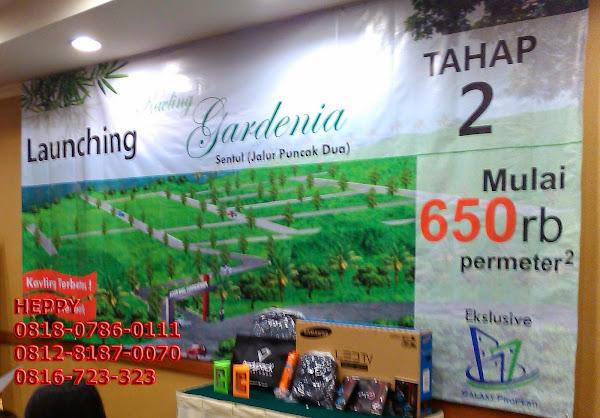 Kavling Gardenia
