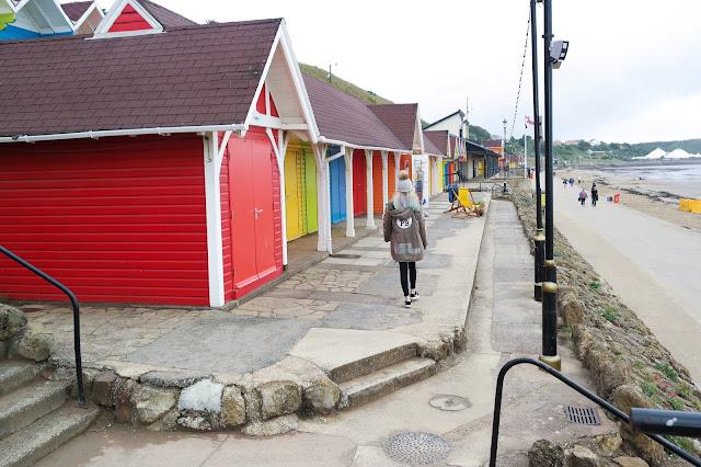 scarborough south bay beach huts
