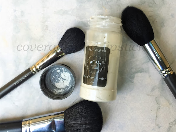 Powder Series: RCMA Makeup No Color Powder Review