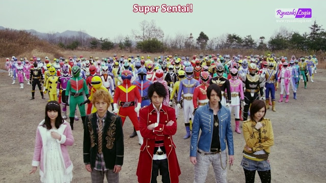 Gokaiger vs Goseiger The Movie: 199 Super Sentai Hero Grand Battle Subtitle Indonesia