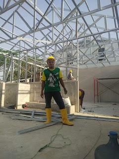 jasa pemasangan rangka atap Bajaringan,Kanopi,Tralis,Tangga,Pagar,Kusen Alumunium,Plapon ,Jasa Tukang,Bogor,Jabodetabek,Jawa Barat yang berkualitas