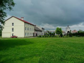 Кохавине. Монастир