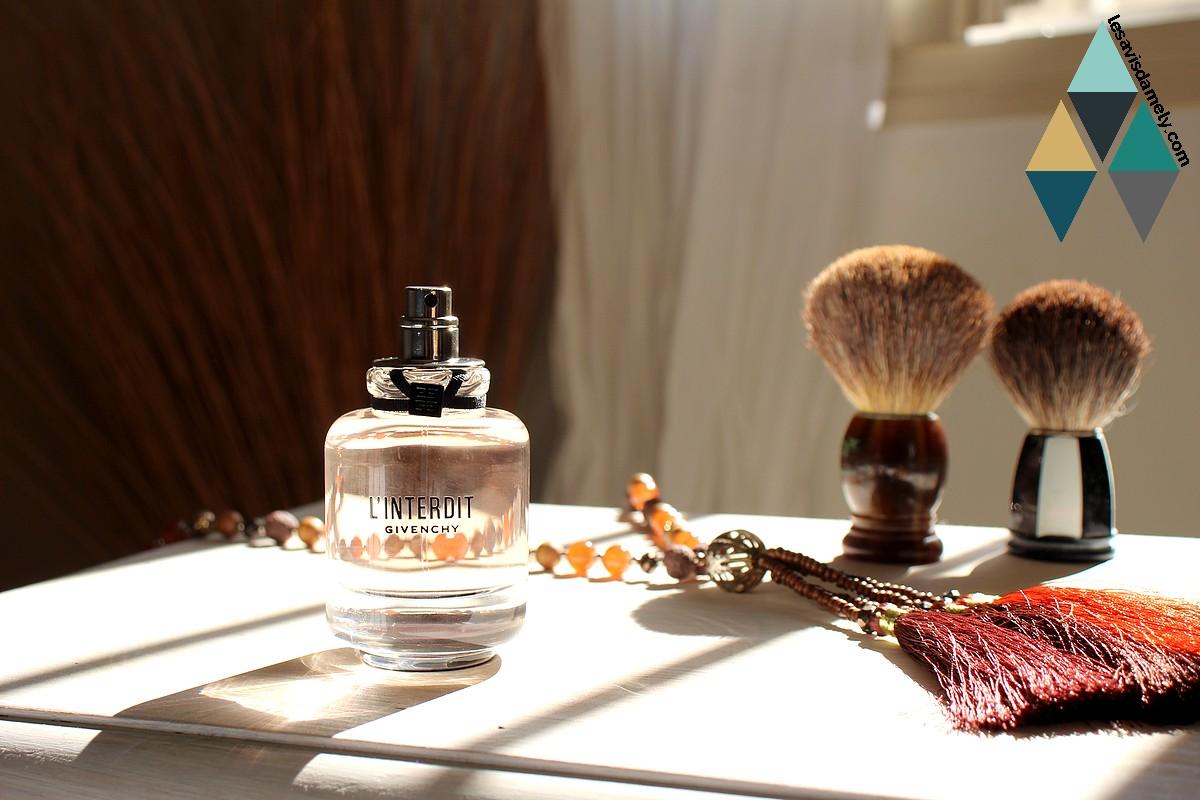 test et avis eau de parfum Givenchy Haute couture