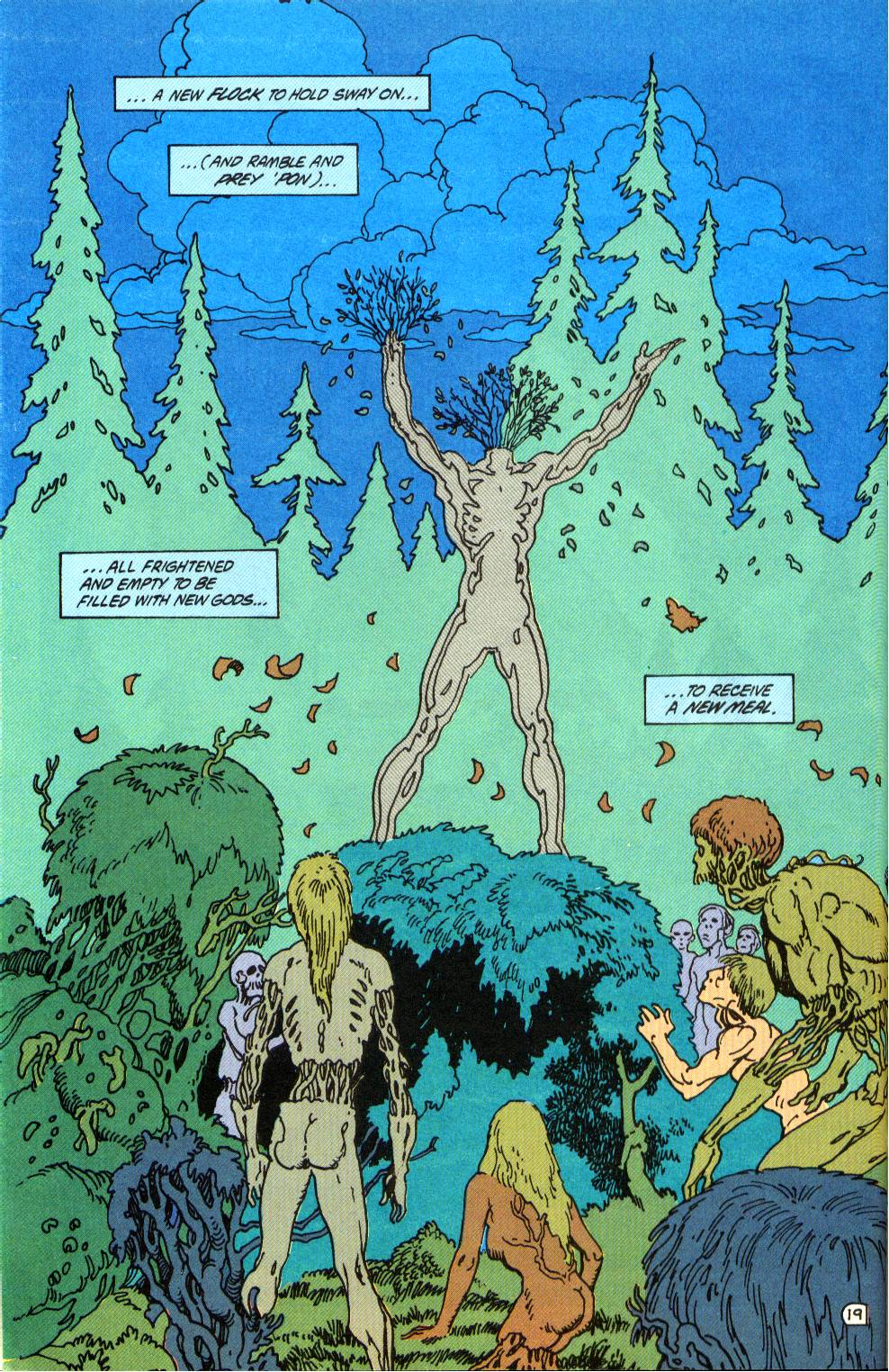 Swamp Thing (1982) Issue #99 #107 - English 20