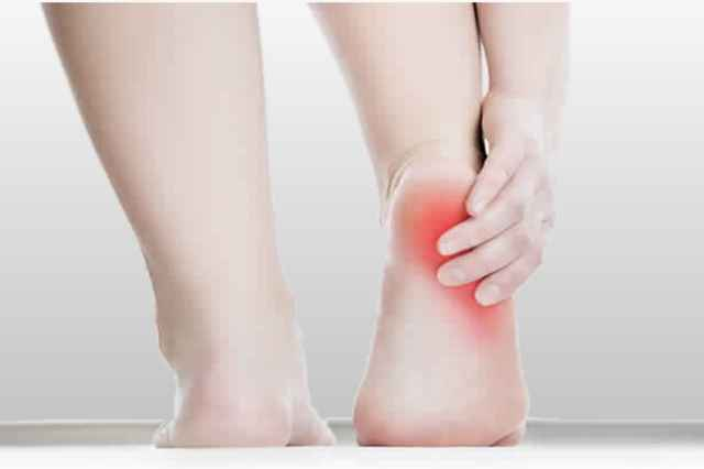 These desirable home remedies to overcome the heel pain