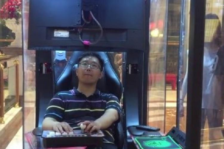 Husband Storage Facility Opens In Chinese Shopping Mall