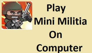 mini militia pc
