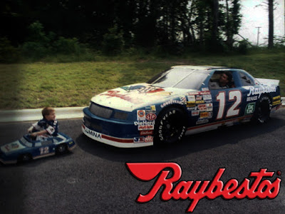 Hut Stricklin #12 Raybestos Brakes Buick Racing Champions 1/64 NASCAR diecast blog