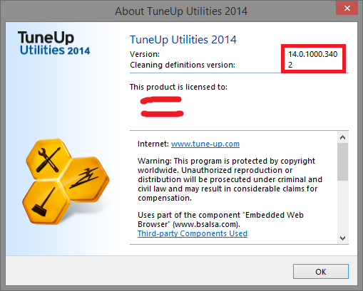 tuneup utilities 2014 keygen crack software