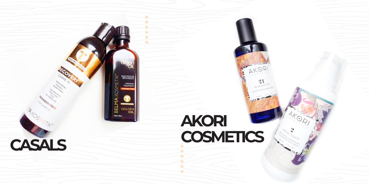 CASALS&AKORI COSMETICS