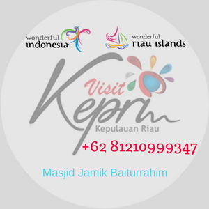 081210999347, 05 Paket Wisata Pulau Anambas Kepri,  000 Masjid Jamik Baiturrahim, Anambas