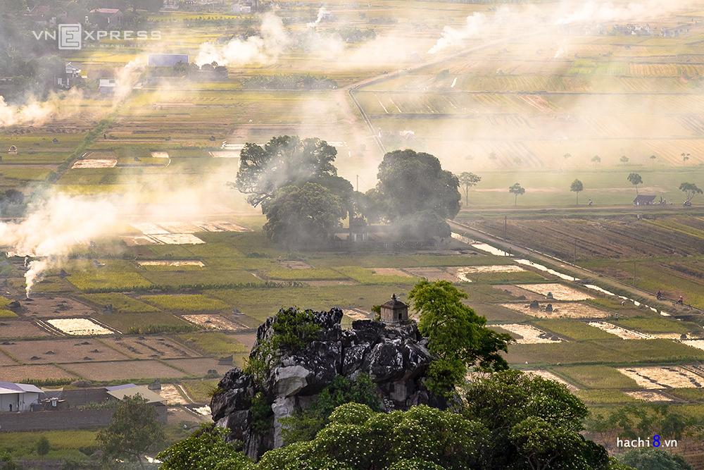 Hình ảnh khu du lịch núi Trầm