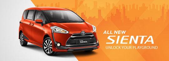 Toyota BSD Serpong Tangerang Selatan