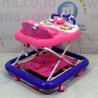 baby walker family car melody