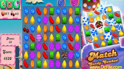Candy Crush Saga APK 1.157.0.5 Download (Unlimited) for Android