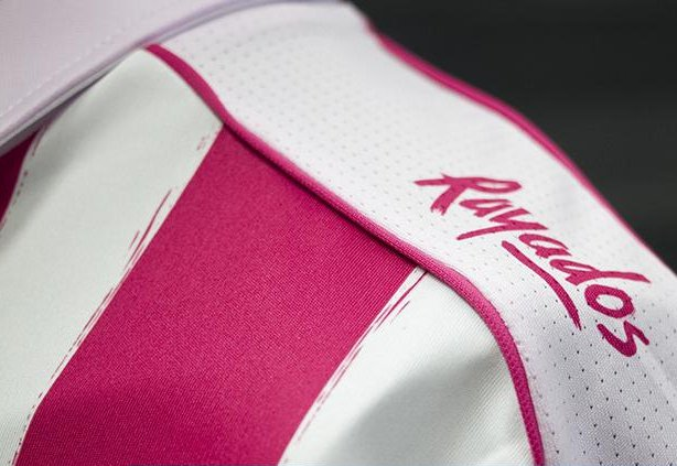 8354885a3a2 What do you think of Rayados Monterrey's special pink kit? Let us know in  the comments below.