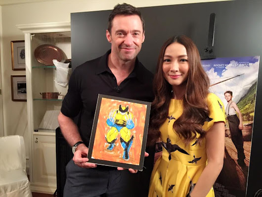 HUGH JACKMAN'S FACEBOOK POST ABOUT PINAY TV PERSONALITY GOES VIRAL