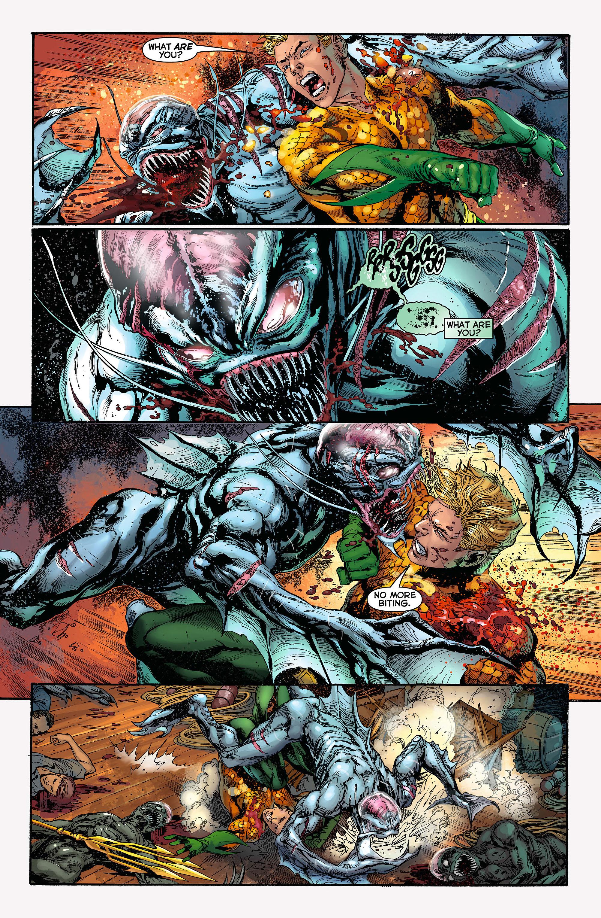 Read online Aquaman (2011) comic -  Issue #3 - 6