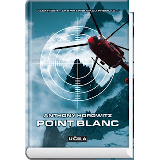 Point Blanc by Anthony Horowitz Download Free Ebook