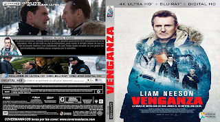 [ 4K-UHD COVER ]COLD PURSUIT – VENGANZA BAJO CERO