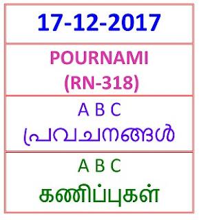 17-12-2017 A B C Predictions POURNAMI (RN-318)