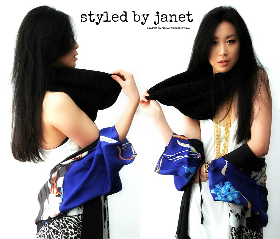STYLED BY JANET