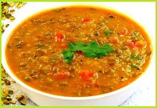 Chilke Wali Moong Dal Recipe