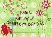 Winner at crafters corner