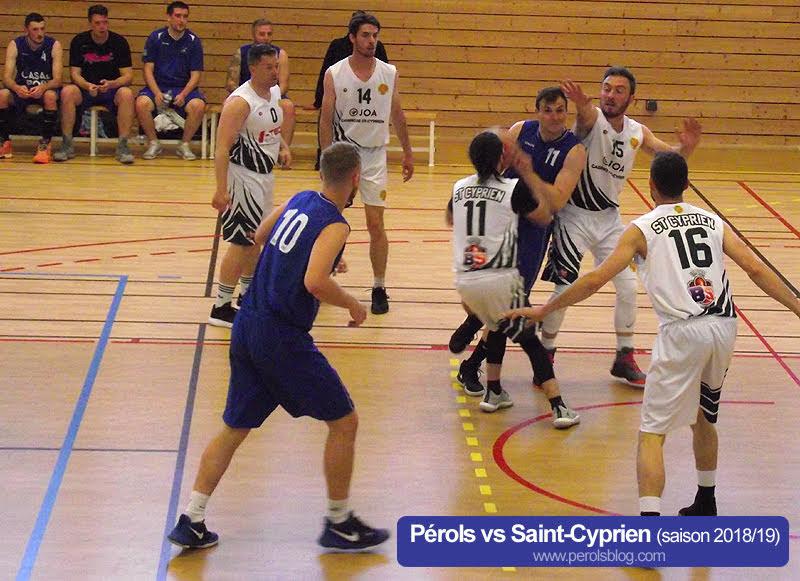Saint Cyprien Basket