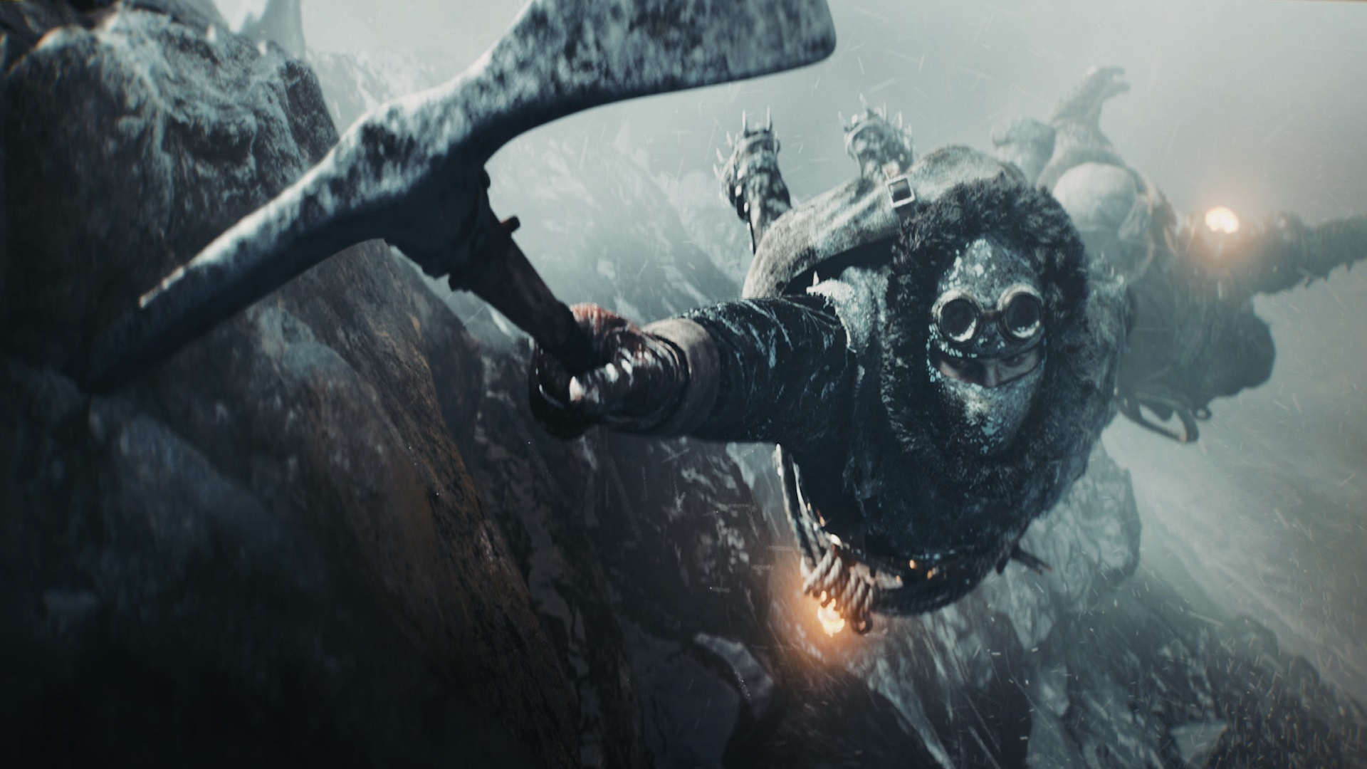Frostpunk 2018 Game Wallpapers: Download Frostpunk HD Wallpapers