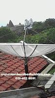 Parabola Kecil Murah 7 feed Pekojan, Kecamatan Tambora