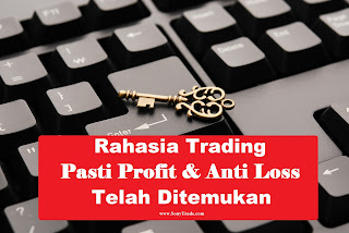 rahasia trading saham forex profit anti loss bebas resiko. holy grail