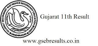 Gujarat 11th Result