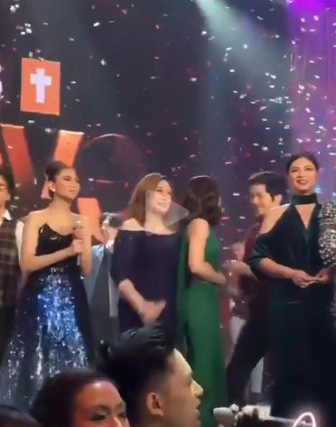 Angel Locsin Looked Stunning in ABS-CBN's Just Love Christmas Special!