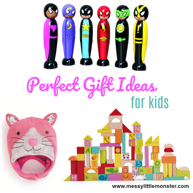 Perfect Christmas gift ideas for kids.