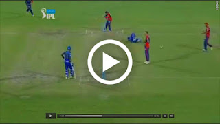 Last over thrilling finish DDvMI