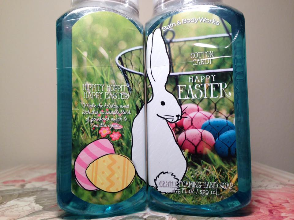 Life Inside The Page Bath Amp Body Works Easter April